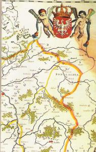 Mapa - Mazovia